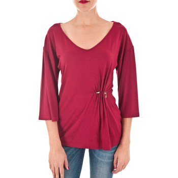 Vêtements Femme Tops / Blouses Miss Sixty Top Stag  Rouge Rouge