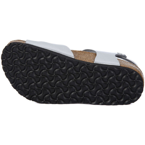 RIO SILVER  Birkenstock  sandales et nu-pieds  femme  argento