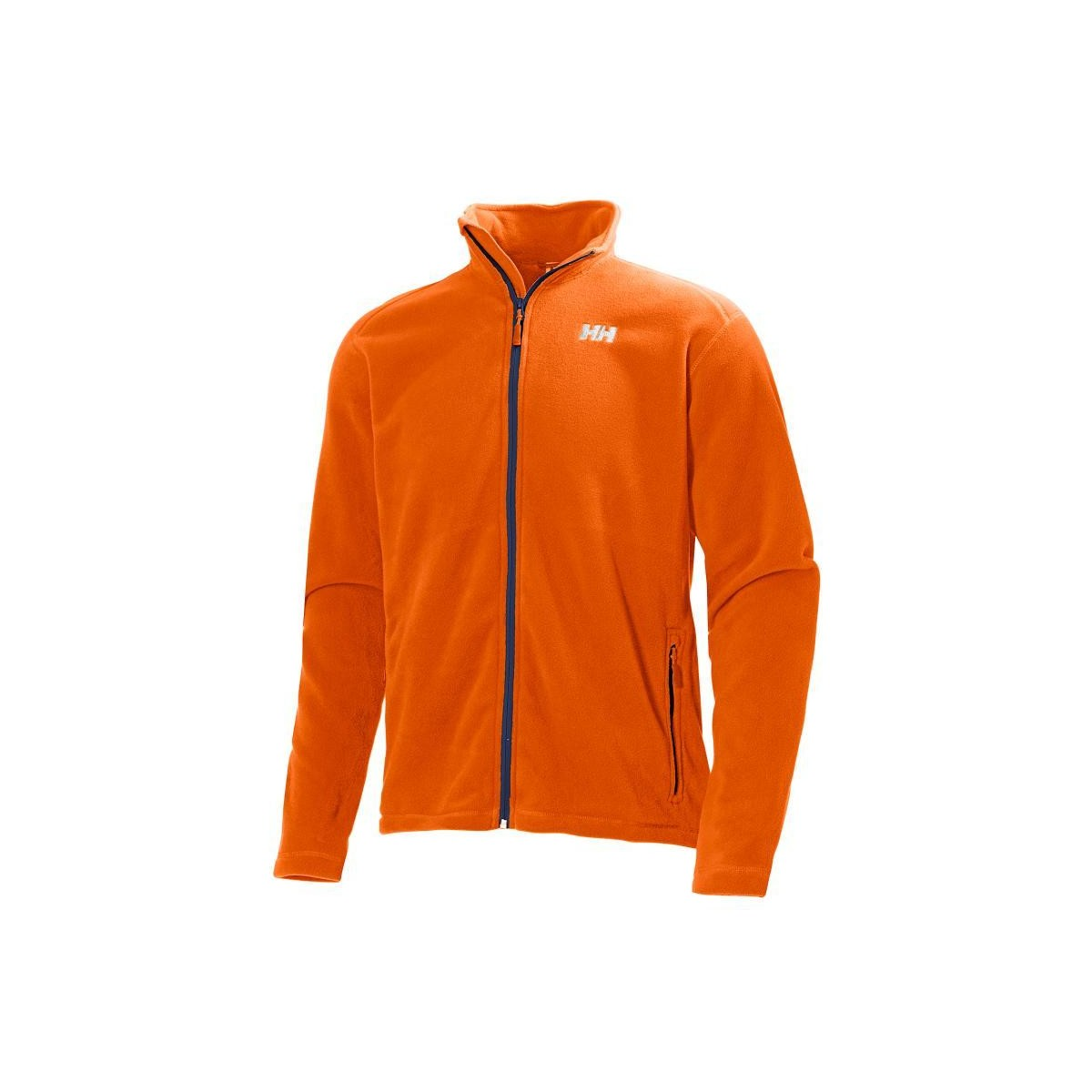 helly hansen daybreaker fleece jacket magma polaire homme magma orange v tements polaires. Black Bedroom Furniture Sets. Home Design Ideas