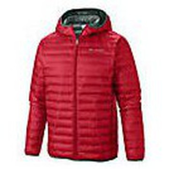 Vêtements Homme Polaires Columbia FLASH FORWARD DOWN JACKET MOUNTAIN RED VESTE HOMME MOUNTAIN RED