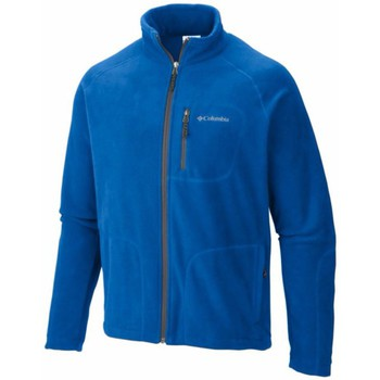 Vêtements Homme Polaires Columbia FAST TREK II FULL ZIP FLEECE ABYSS POLAIRE HOMME BLEUET