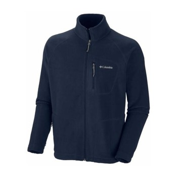 Vêtements Homme Polaires Columbia FAST TREK II FULL ZIP FLEECE ABYSS POLAIRE HOMME ABYSS