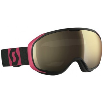 Montres & Bijoux Lunettes de soleil Scott FIX BLACKBERRY PINK LIGHT SENSITIVE BRON CHROME MASQUE SKI BLACK BERRY PINK LIGHT SENSITIVE BRONZE CHROME