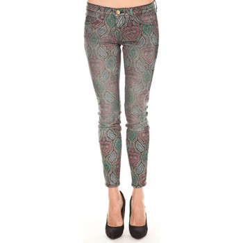 Vêtements Femme Jeans slim Current Elliott Jeans The Stiletto  Multicouleurs Multicolor