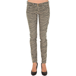 Vêtements Femme Jeans slim Current Elliott Jeans The Ankle Skinny  Kaki Kaki