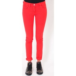 Vêtements Femme Jeans slim Was Jeans Kate  Rouge Rouge