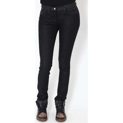 Vêtements Femme Jeans slim Was Jeans Kate  Noir Noir