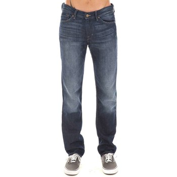 Vêtements Homme Jeans droit 7 for all Mankind Jeans Slimmy Blulies  Bleu Bleu