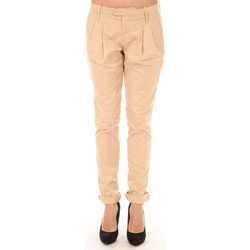 Vêtements Femme Chinos / Carrots Freesoul Pantalon Nancy Chase  Beige Beige