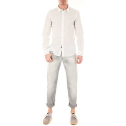 Vêtements Homme Jeans droit Meltin'pot Jeans Mp/wk12459  Gris Used Gris