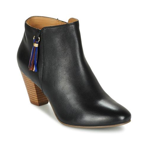 Chaussures Femme Bottines Bocage MARILYN Noir