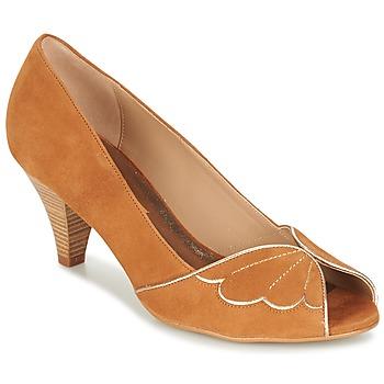 Chaussures Femme Escarpins Bocage DAPHNE Cognac
