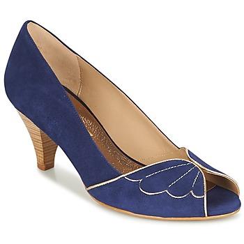 Chaussures Femme Escarpins Bocage DAPHNE Marine