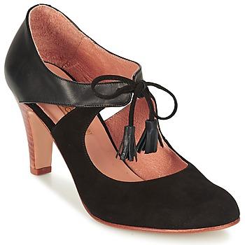 Chaussures Femme Escarpins Bocage GENO Noir