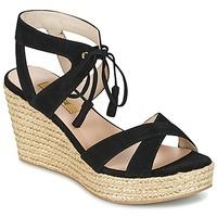 Chaussures Femme Sandales et Nu-pieds Bocage HELEN Noir