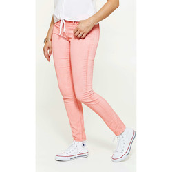 Vêtements Femme Jeans slim 7 for all Mankind Jeans  Rose Rose