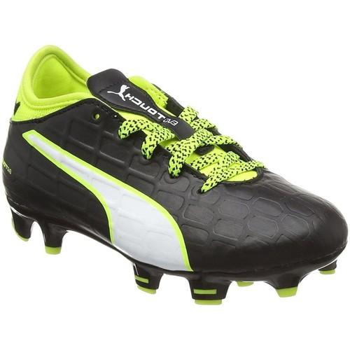Chaussures Garçon Baskets basses Puma 103755 noir