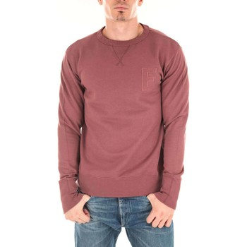 Vêtements Homme Sweats Edwin Sweat College  Rouge Fonce Rouge