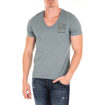 Vêtements Homme T-shirts manches courtes Take A Way Tee Shirt Mc  Marine Marine