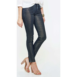 Vêtements Femme Jeans slim 7 for all Mankind Jeans The Skinny  Bleu Or Bleu