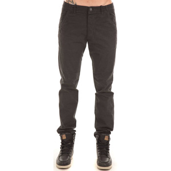 Vêtements Homme Chinos / Carrots Freesoul Pantalon Pyramid  Anthracite Anthracite