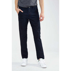 Vêtements Homme Chinos / Carrots Freesoul Pantalon Pyramid  Marine Marine
