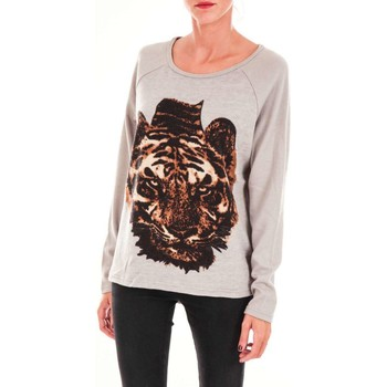 Pull Vero moda pull jungle gris