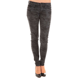 Vêtements Femme Jeans slim Hudson Jeans Krista  Anthracite Camouflage Anthracite