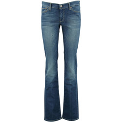 Vêtements Femme Jeans droit 7 for all Mankind Jeans Midnight Miami  Bleu Bleu