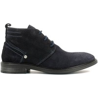 Chaussures Homme Boots Wrangler WM162050 Ankle Man Bleu