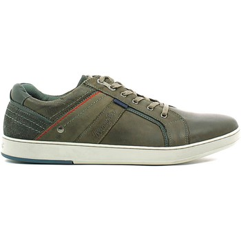 Chaussures Homme Baskets basses Wrangler WM162141 Sneakers Man Gris