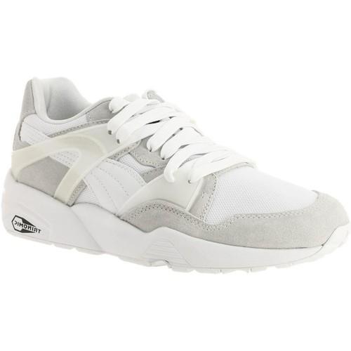 Chaussures Homme Baskets basses Puma 360135 blanc