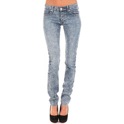 Vêtements Femme Jeans slim Cheap Monday Jeans Narrow  Bleu Delave Bleu