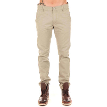 Vêtements Homme Pantalons 5 poches Cheap Monday Pantalon Chino  Beige Beige
