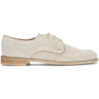 Chaussures Enfant Ville basse Oca Loca OCA LOCA BLUCHER LINO BEIGE