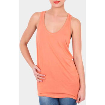 Débardeurs / T-shirts sans manche Lee Debardeur Tank Rosiness  Orange