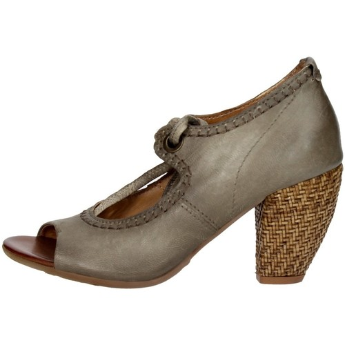 Chaussures Femme Baskets montantes Airstep / A.S.98 988005 Marron Taupe