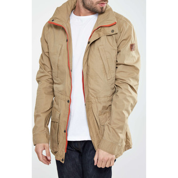 Manteaux Wrangler Veste The Summer Field  Beige