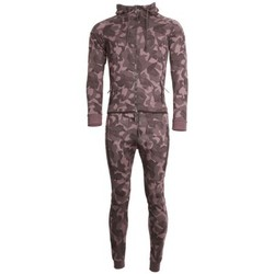 Ensembles de survêtement Cabaneli Ensemble Survêtement Jogging Tech Camo Metric