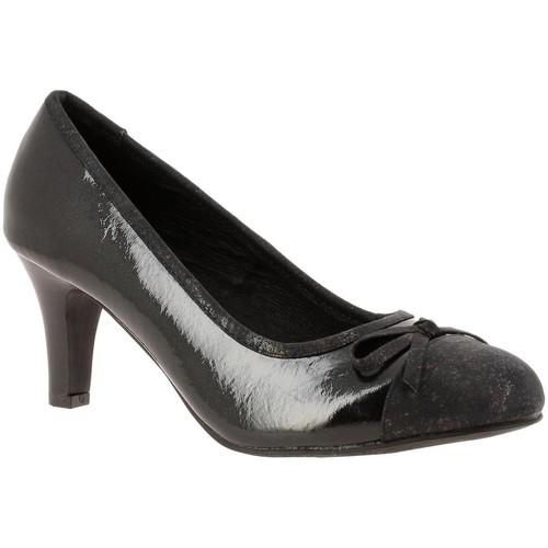 Chaussures Femme Escarpins LPB Shoes aston noir