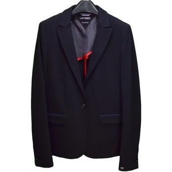 Vêtements Femme Vestes de costume Tommy Hilfiger Blazer  Mansi bleu marine pour femme Bleu