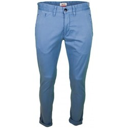 Chinos / Carrots Tommy Hilfiger Pantalon chino Tommy Hilfiger Dénim Ferry bleu pour homme