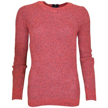 Vêtements Femme Pulls Tommy Hilfiger Pull  Belida rouge pour femme Rouge