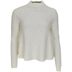 Vêtements Femme Pulls Tommy Hilfiger Pull  Burdette blanc pour femme Blanc