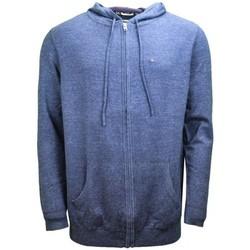 Vêtements Homme Gilets / Cardigans Tommy Hilfiger Gilet zippé Tommy Hilfiger Dénim bleu pour homme Bleu