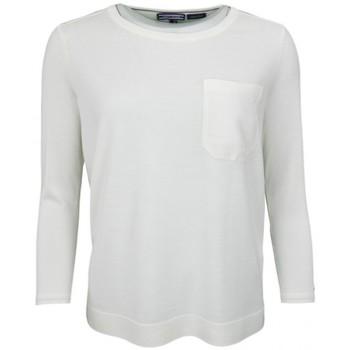Vêtements Femme Pulls Tommy Hilfiger Pull  en laine Barra crème pour femme Blanc