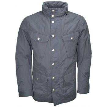 Vêtements Homme Vestes Hackett Veste  Velospeed bleu marine pour homme Bleu