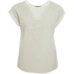 Vêtements Femme Tops / Blouses Tommy Hilfiger Top  Noora blanc pour femme Blanc