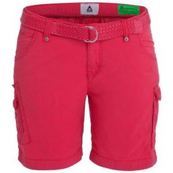Shorts / Bermudas Gaastra Short rouge North pour femme