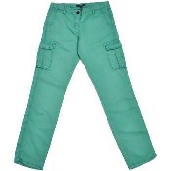 Vêtements Femme Pantalons 5 poches Gant Pantalon cargo  vert pour femme Vert